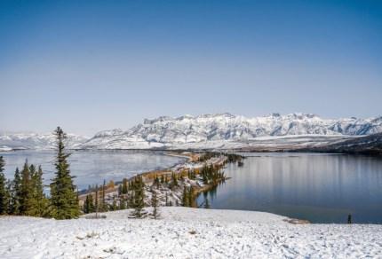 Combineer wintersport in Jasper met een stedentrip Edmonton (Canada)
