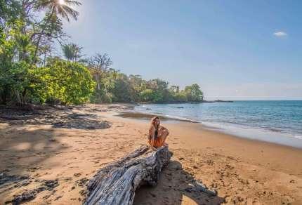 De mooiste stranden van Costa Rica, Westkust en Oostkust