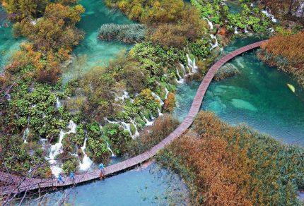 Plitvice meren: tips voor en tijdens je bezoek aan het mooiste natuurpark van Kroatië