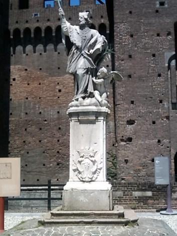 Sforza Castle (Castello Sforzesco)