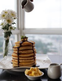 2. Horizon Cafe Pancakes