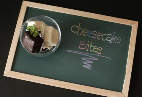 4. Horizon Cafe Cheesecake Bites