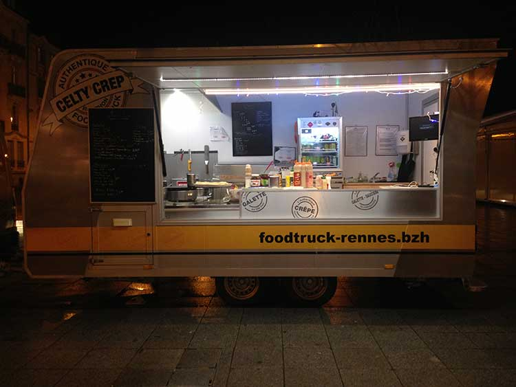 foodtruck rennes celty crep