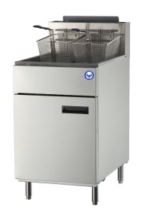 75 lb Commercial Deep Fryer