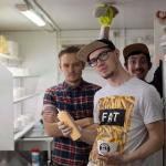 Супер банда Kitchen Fuckers.
