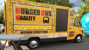 Фудтрак Burger Bus Quality.