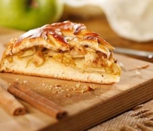 Яблочный пирог Николай