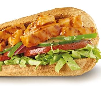 Сэндвич subway 1.