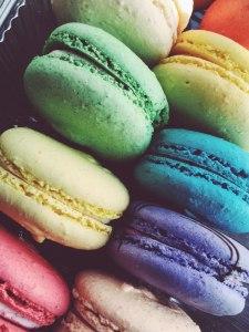 Macarons от фудтрака Best Friends.