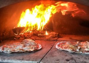 Пицца в печи naprizzepe 1