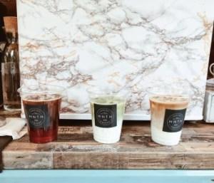 Три кофе MNTN