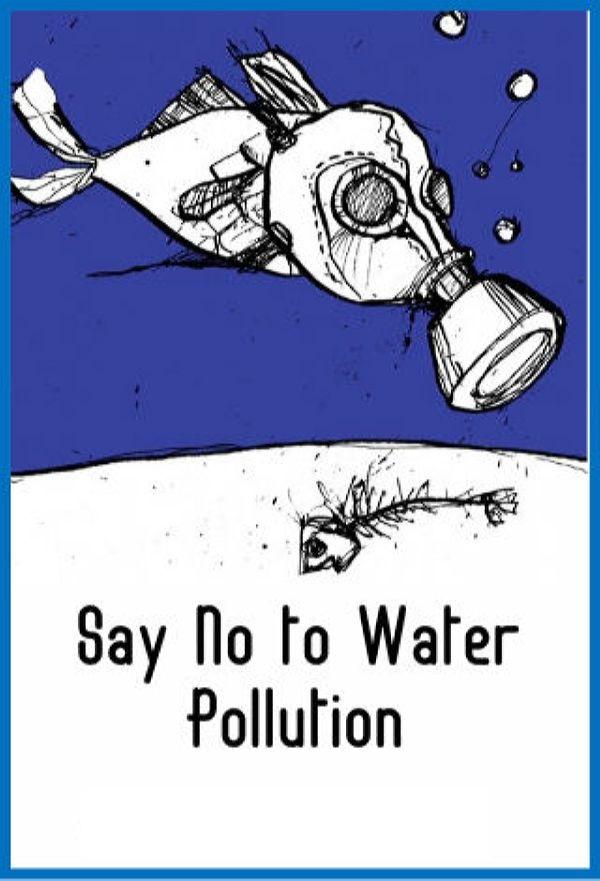 101 appalling water pollution slogans