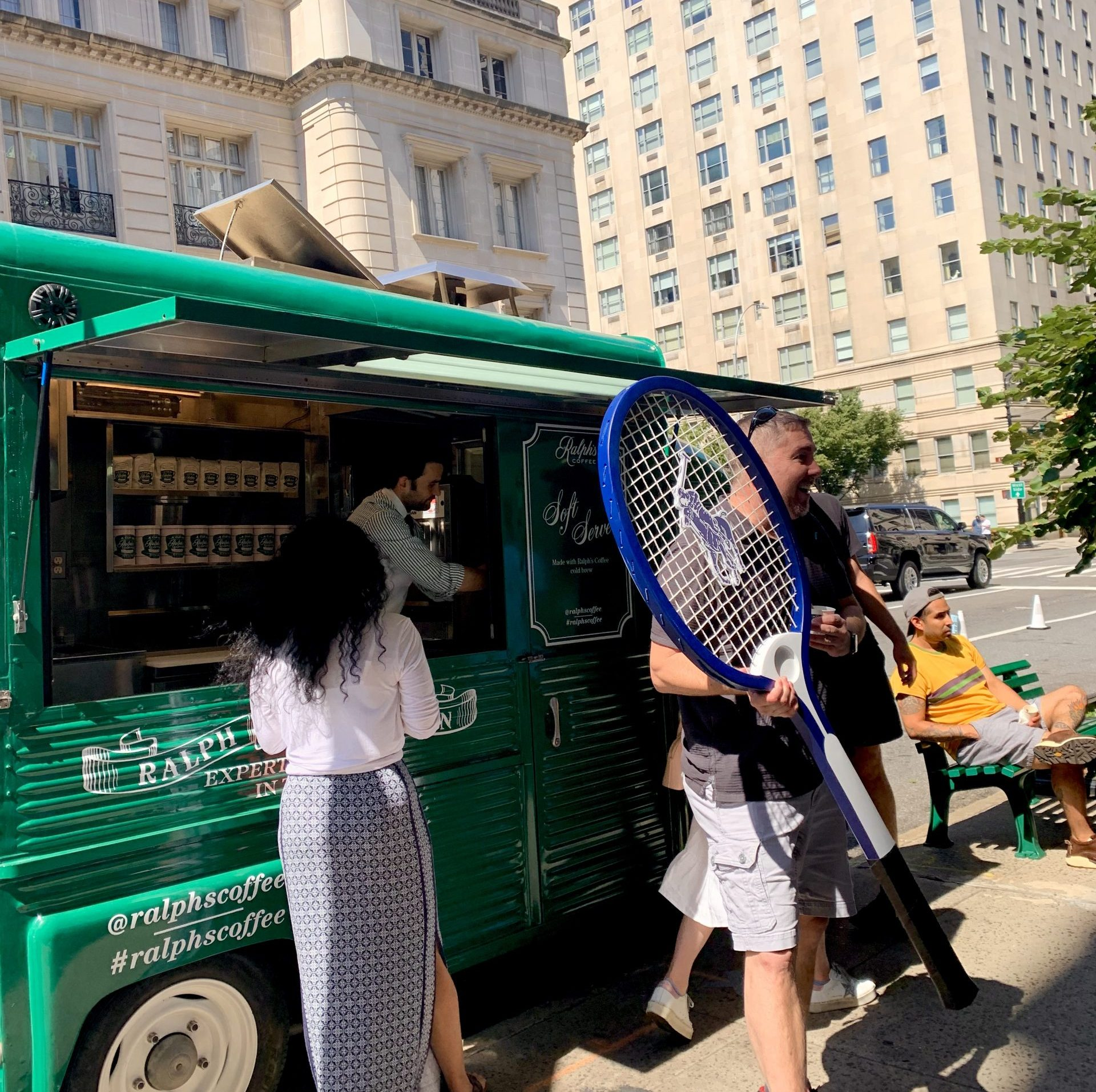 Food Truck Promotions US Open Event Marketing Case Study