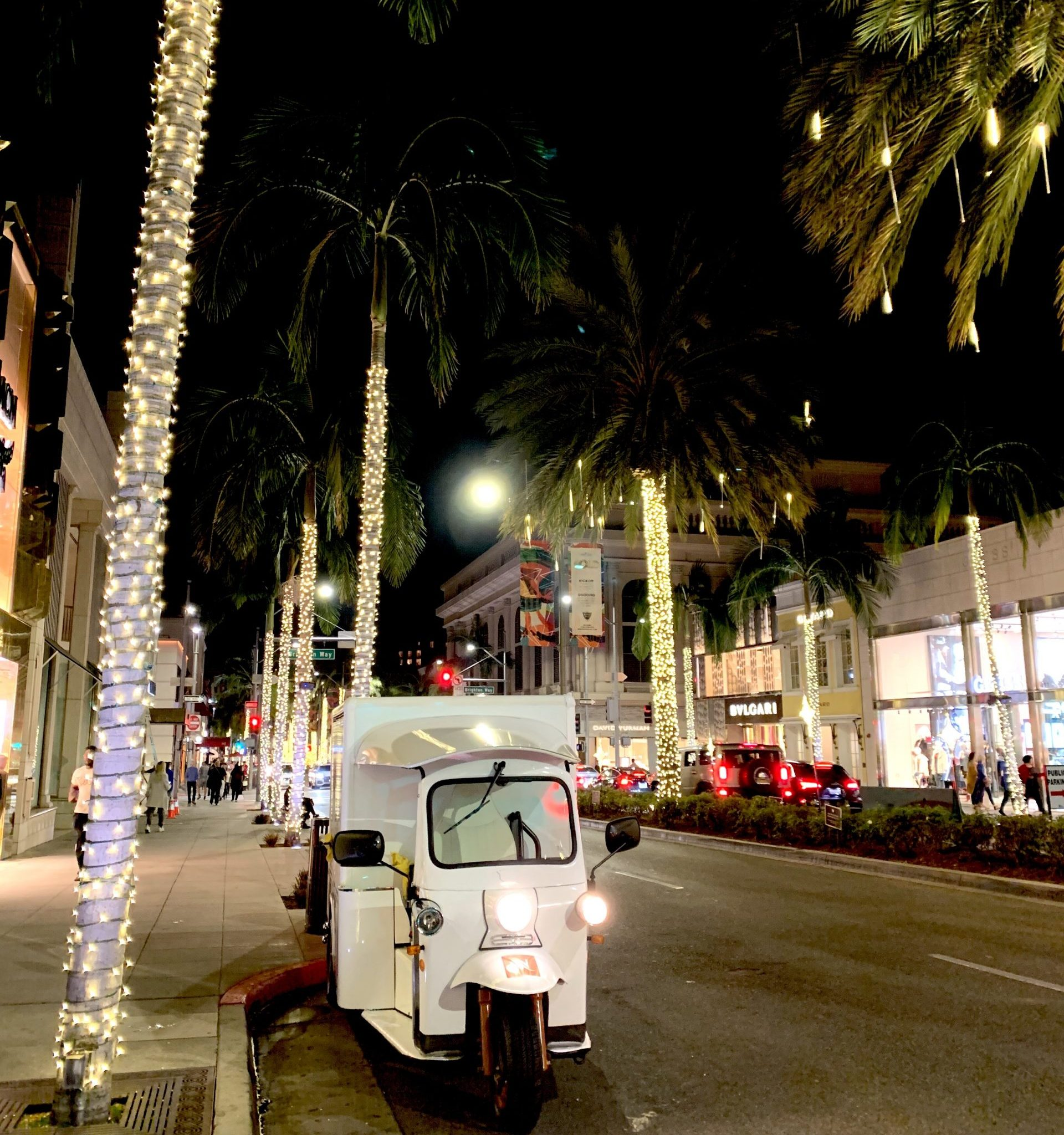 Los Angeles Marketing Experiential Vehicle