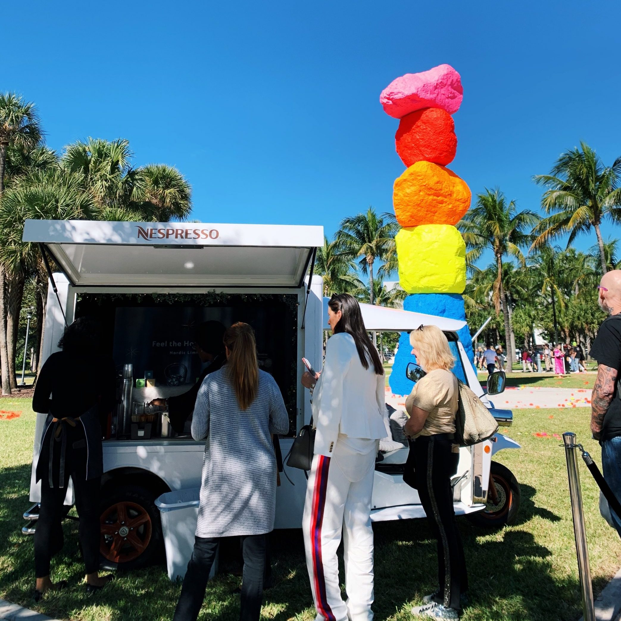 Miami Mobile Showrooms For Rent