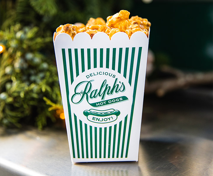 Ralph Custom Packaging popcorn box