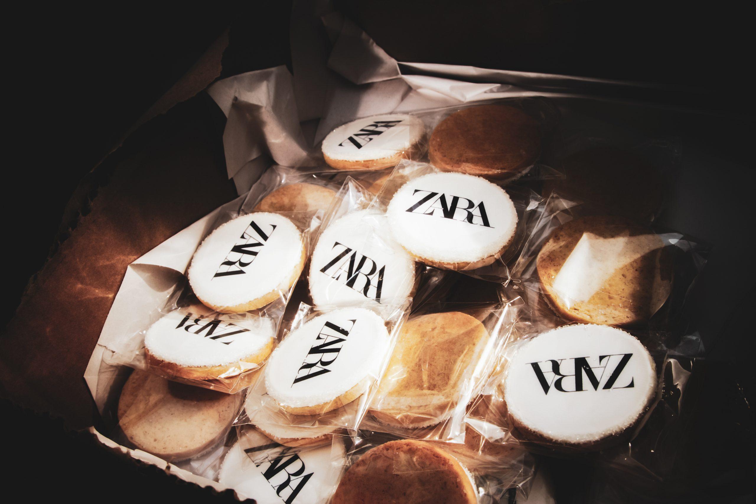 Branded Food Marketing Zara Cookies