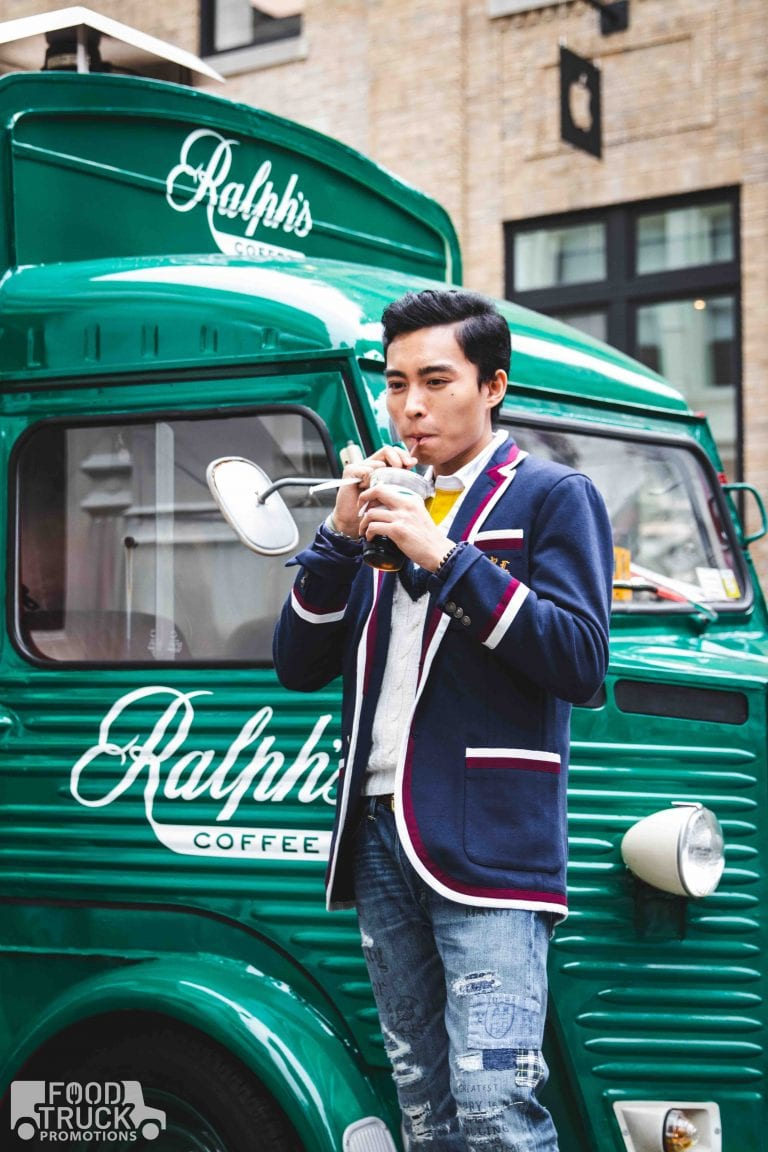 Ralph coffee vintage pop-up