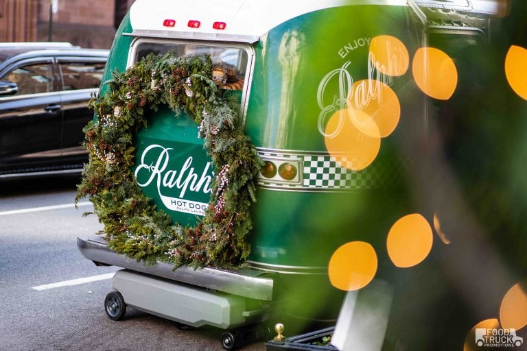Ralphs coffee airstream trailer