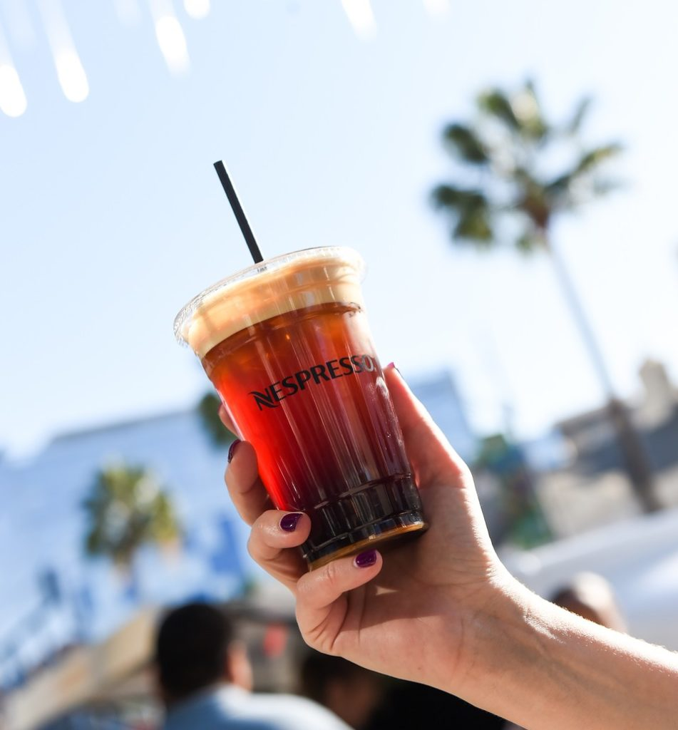 Nespresso Truck LA