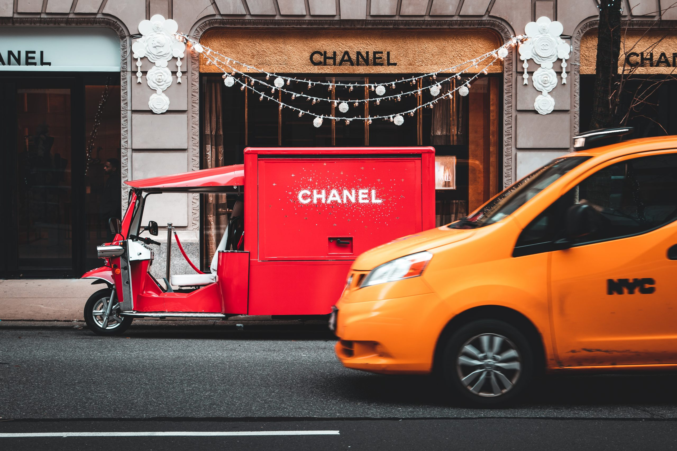 Experiential Marketing vehicles