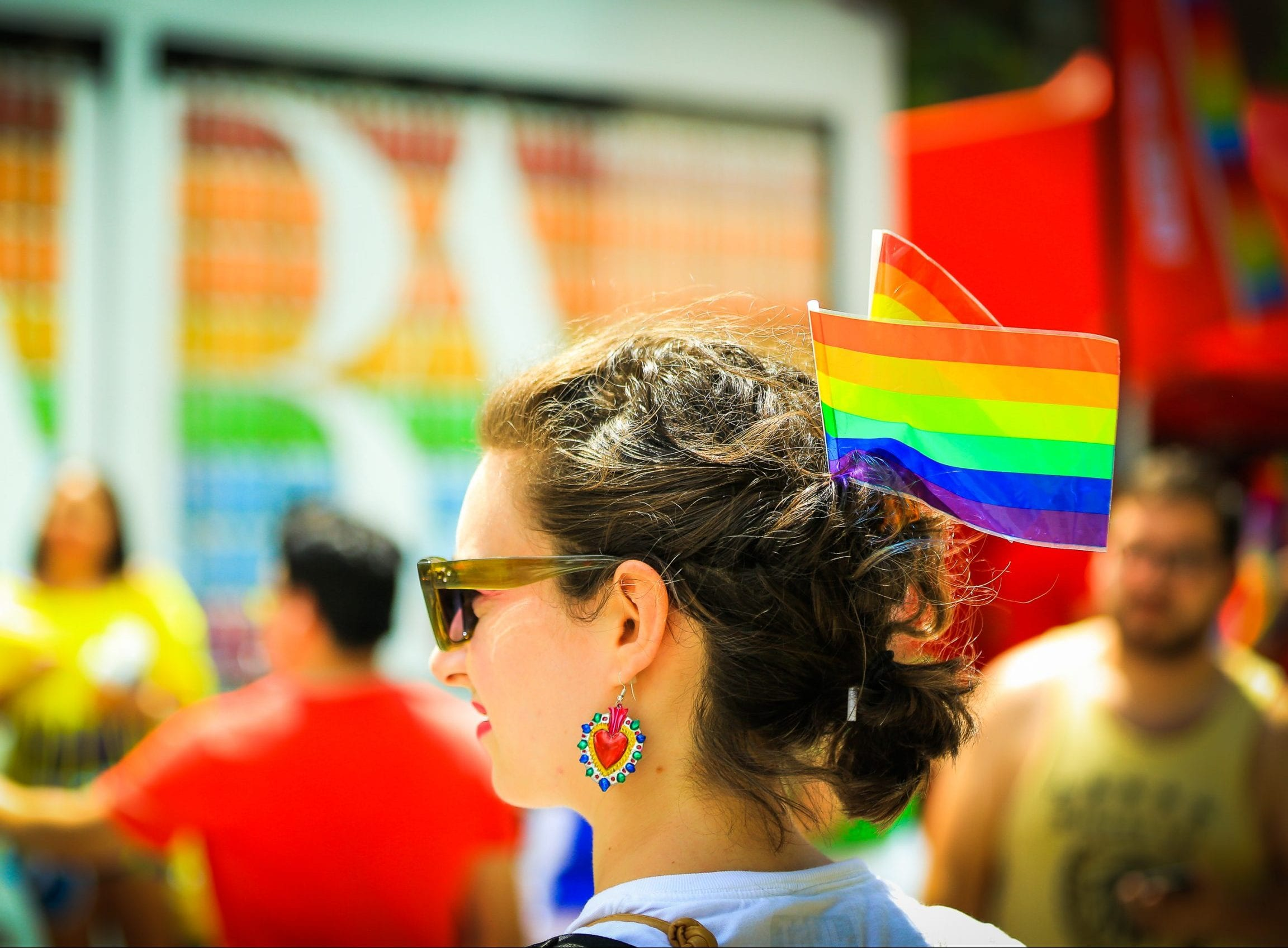 Event marketing pride parade