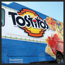 Tostitos Food Truck