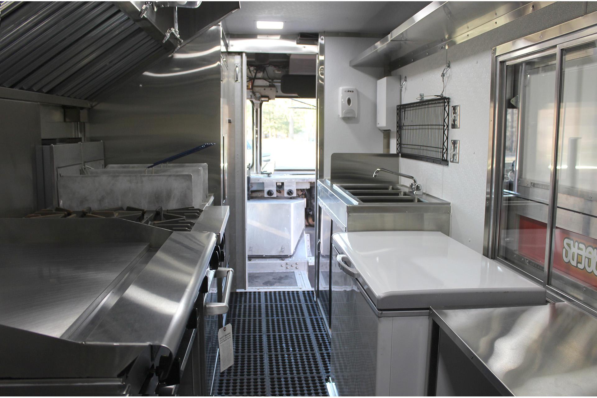 Big Johns Gourmet Burgers Food Truck Portfolio