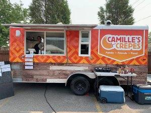 Pocatello Food Trucks Camille's Crepes