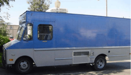 Step Van For Sale