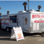 Ice Cream Trailer for sale