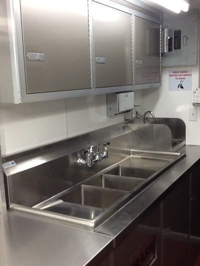 full kitchen food truck
