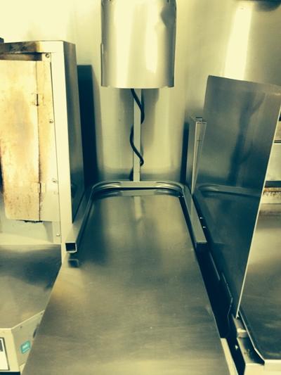 full kitchen food truck