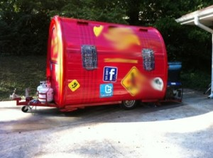 Taco Trailer For Sale