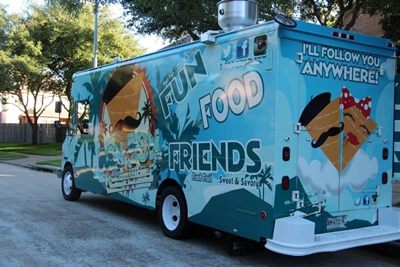 Houston Food Truck For Sale