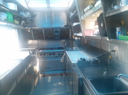 Miami Food Truck For Sale Turnkey Condition Runs Well