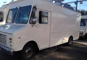 sell food truck