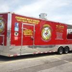 food trailer side