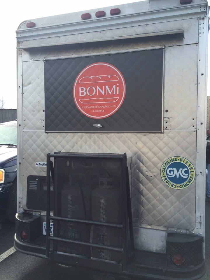 Vintage Food Truck For Sale