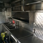Vintage Food Truck Kitchen