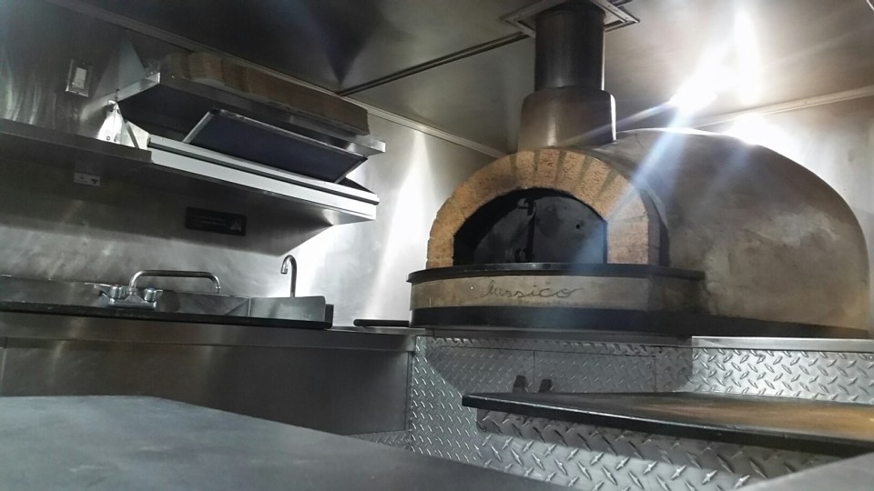 Oven Food Truck For Sale