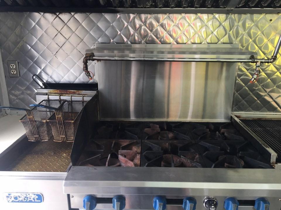 Burners Food Truck