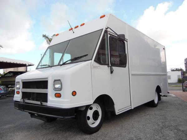 shell step vans for sale. Black Bedroom Furniture Sets. Home Design Ideas