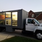 Wood Fired Food Truck For Sale