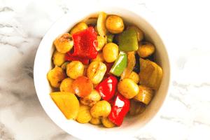 Gnocchi-Gemüsepfanne