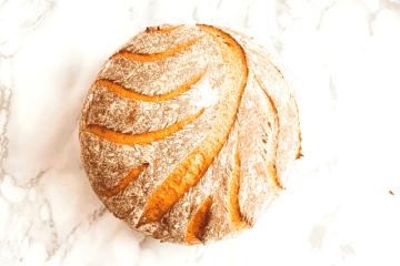 Kefir-Weizen-Brot