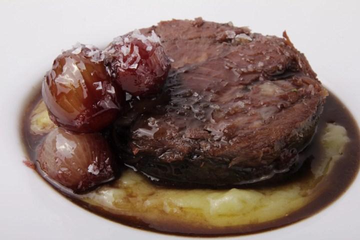 Molded beef cheek - foodVAC