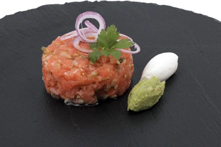 Salmon Tartare foodVAC | Cuisine Sous-Vide Haut de Gamme