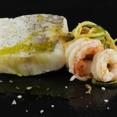 Merluza confitada - Productos Quinta Gama para Alta Cocina - foodVAC