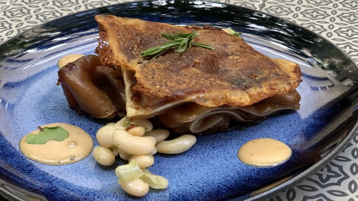 Terrina de oreja de cerdo - Productos Quinta Gama para Alta Cocina - foodVAC